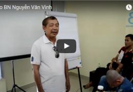 Cảm nhận bệnh nhân vẩy nến Nguyễn Văn Vinh TP.HCM